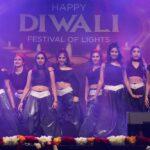 Bollywood beats diwali dance