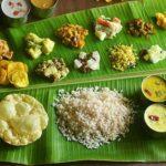 Ela sadya is a dish prepared