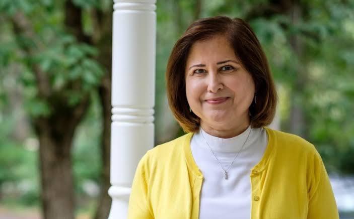 First Muslim woman in Virginia Senate from teaching family