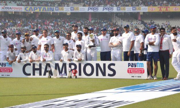 Hard knocks Of Test Cricket (Column: Close-In)