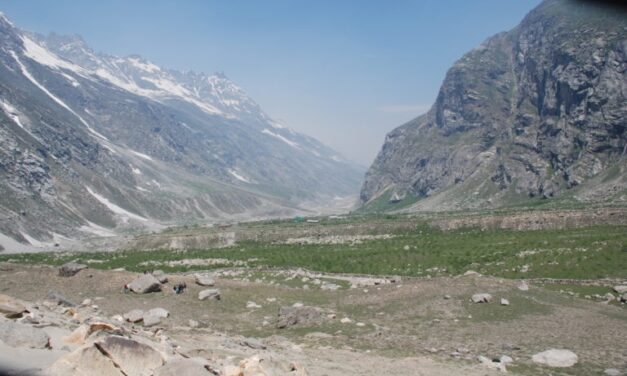 Himachal's Cold Desert To Go for Contract Farming
