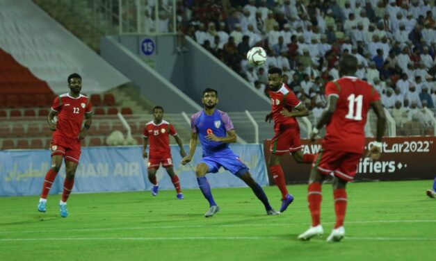 India's WC Chances Virtually Over With 0-1 Loss To Oman