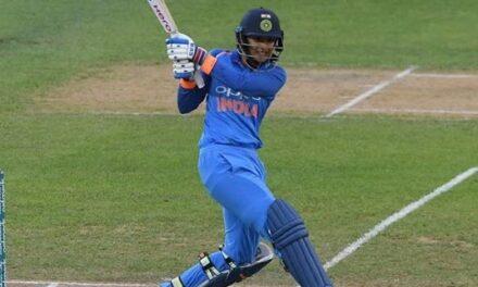Mandhana, Rodrigues Help India Win ODI Series Against WI