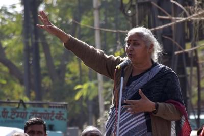 Narmada Bachao Andolan Back On Indefinite Protest