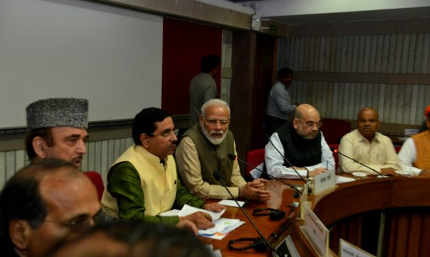 PM Hopes for Productive Winter Session