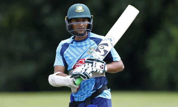 Suspended From Cricket, Shakib Turns To Football