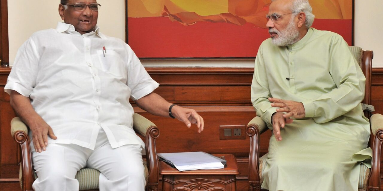 The 50-Min Nov 20 PM-Pawar Meeting That Proved Crucial