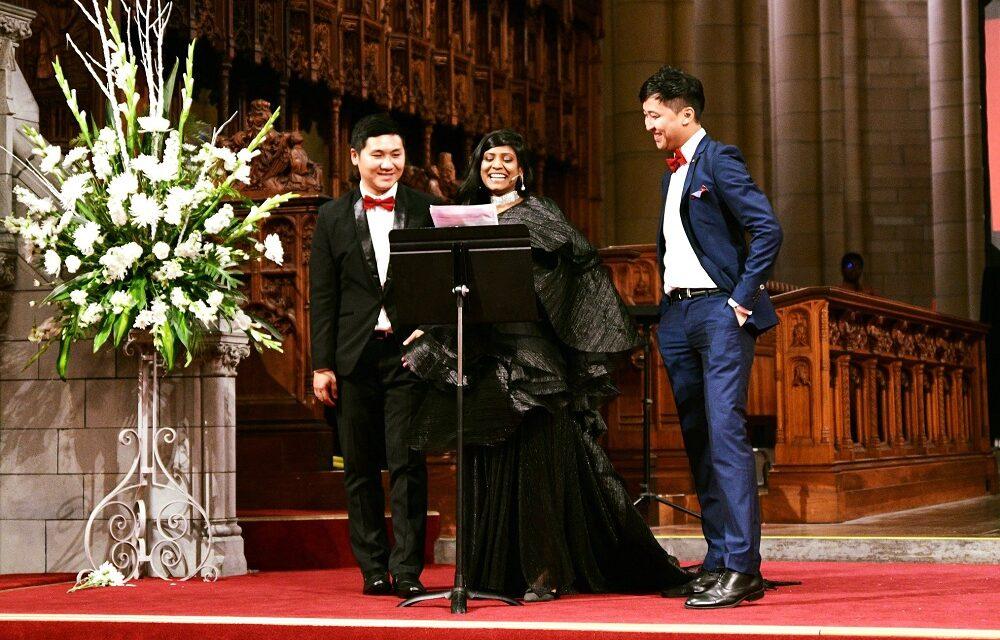 Multicultural fashion show celebrates Queensland's diverse cultures
