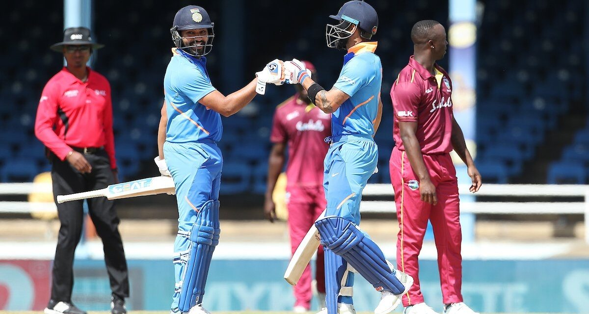 West Indies Name Squad for India Series