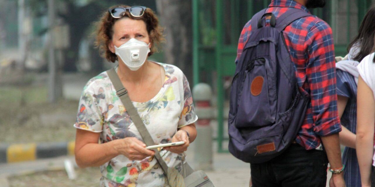 With AQI At 811, Varanasi Finds It Difficult To Breathe
