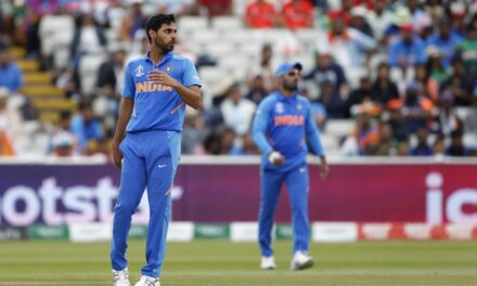 After Dhawan, Bhuvneshwar Also Ruled Of West Indies ODIs
