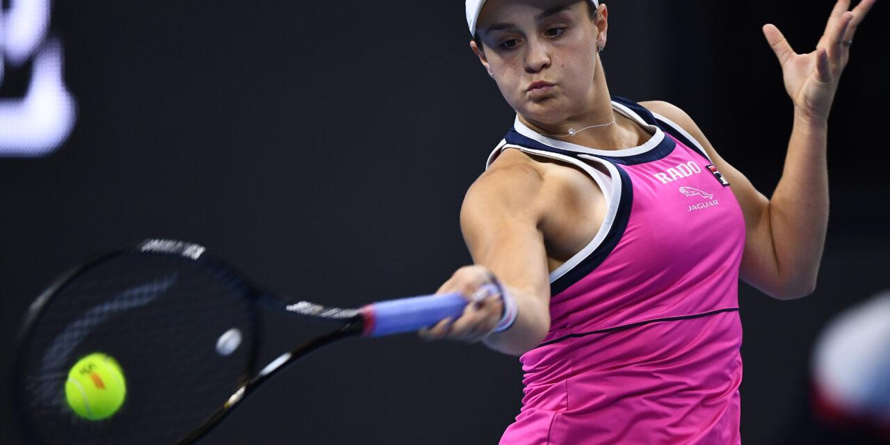 Ash Barty Wins Australia's Top Tennis Award