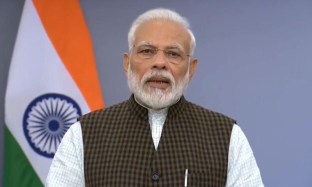PM Modi Lauds Shah After LS Passes Citizenship Bill