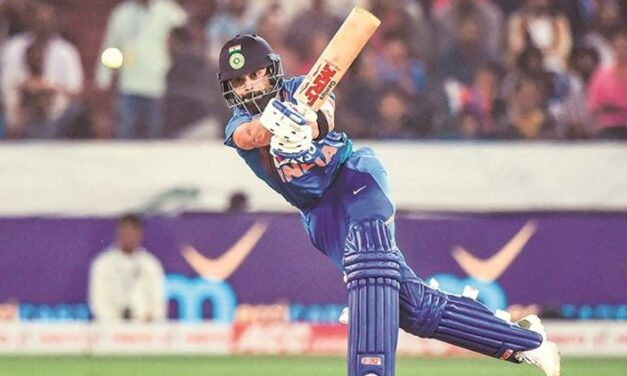 Virat Kohli's 50-Ball 94*: Batting In Parallel Universe