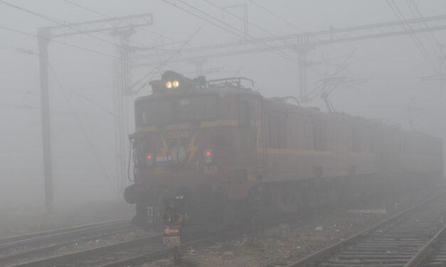 12 Delhi-Bound Trains Delayed Due To Fog