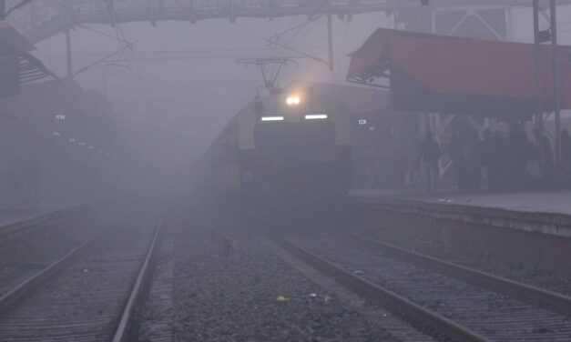25 Delhi-Bound Trains Delayed Due To fog In Northern India