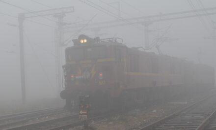 26 Delhi-Bound Trains Delayed Due To fog In North India