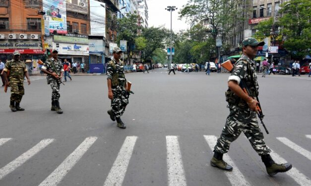 CRPF Commandant Seeks Apology from Jharkhand Top Cops