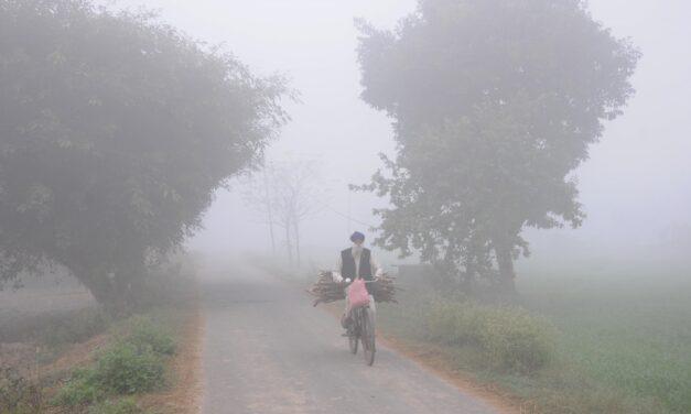 It's 0.3 In Punjab's Halwara Town