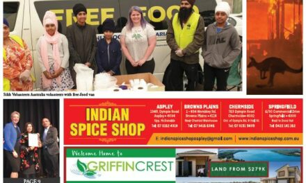 Indian News Queensland – January 2020 Vol 3 Issue 4