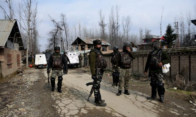 Pak Terrorist killed In Encounter In Jammu