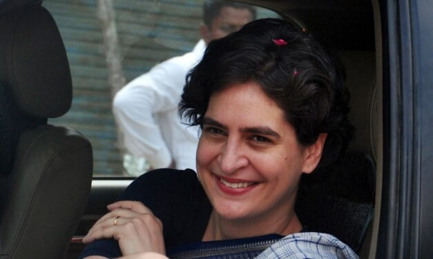 Priyanka To Lead Cong Movement On farmers In UP