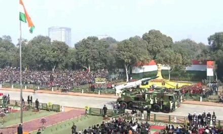 Proud at 71: India celebrates R-Day