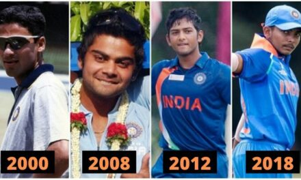 India, The Most Successful U-19 Team, Aims for fifth Title. A Look At the four Previous Triumphs