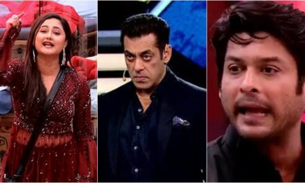 Bigg Boss 13: A Season Of Ugly and Violent Fights