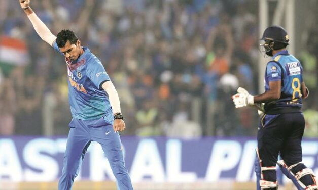 INDvSL 3rd T20I: Matchless India Beat Sri Lanka By 78 Runs, Seal Series