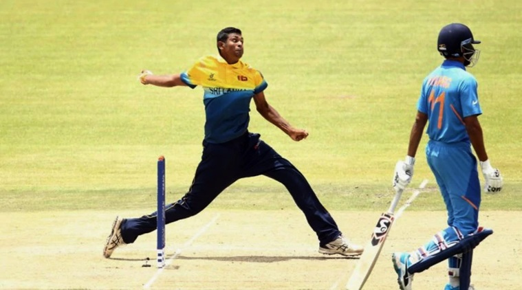 Fact Check: Did Sri Lanka U19's Matheesha Pathirana bowl a 175 kph delivery against India?