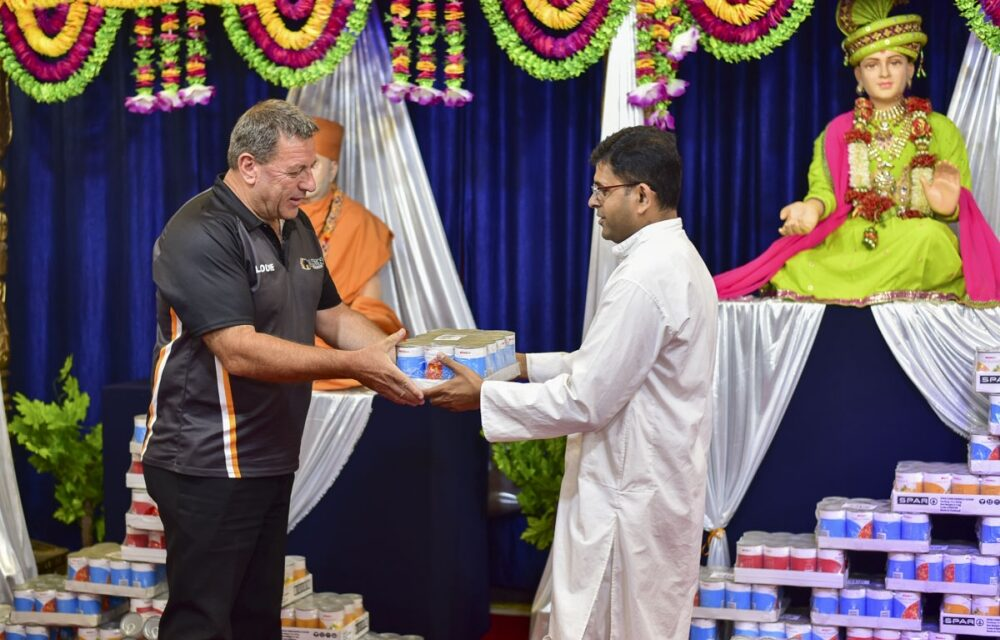 Prayer Assemblies and Outpouring of Support at BAPS Swaminarayan Temples Across Australia