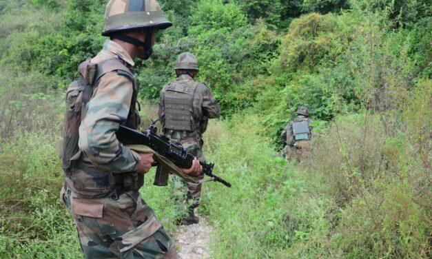 2 LeT Terrorists killed In Kashmir Encounter