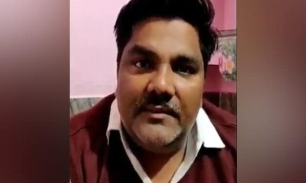 AAP Suspends Councillor Tahir Hussain Till Probe Is Done