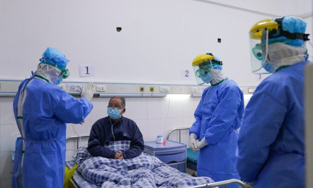 3,887 new cases of coronavirus in China, 65 new deaths