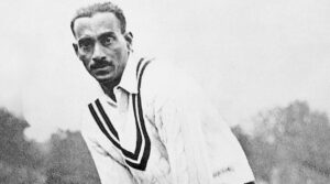 Colonel C K Nayudu played first-class cricket till the age of 68
