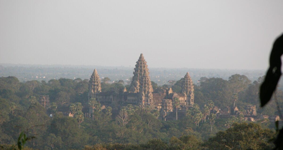 The Grand And Glorious Angkor Wat