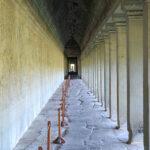 Eastern gallery of Angkor Wat