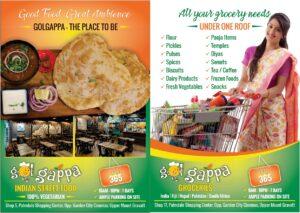 Gol Gappa Groceries