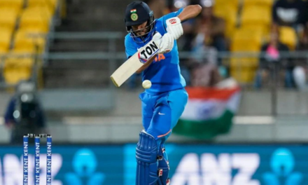 Manish Pandey Extends His Unbeaten Run In T20 Cricket With 50 Not Out Vs New Zealand