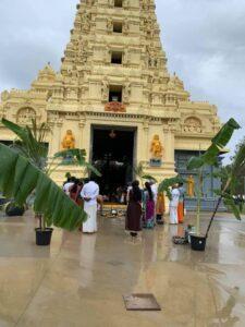 Pongal celebrated at Sri Selva Vinayakar temple1
