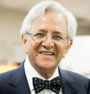 Professor Sarva Daman Singh (Courtesy Griffith University)