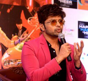 Singer-actor Himesh Reshammiya