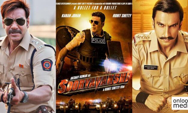 Sooryavanshi Official Trailer Fan-Made 2020 Akshay Kumar Katrina Ajay Devgan