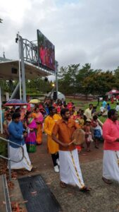 Springfield given a taste of Tamil Pongal festival 1