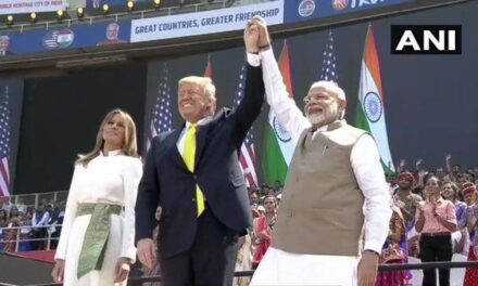 Donald Trump in India, says PM Modi is a tough negotiator