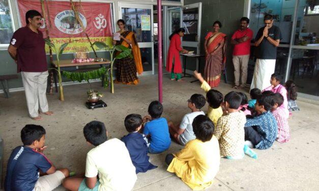BSK Organises Pongal Event for Kids In Sunnybank