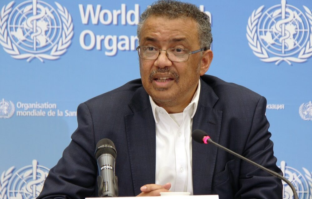 WHO includes hydroxychloroquine in solidarity trial again