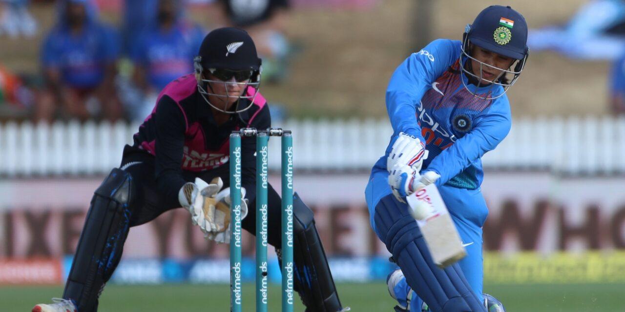 Women's T20 WC: New Zealand Put India To Bat