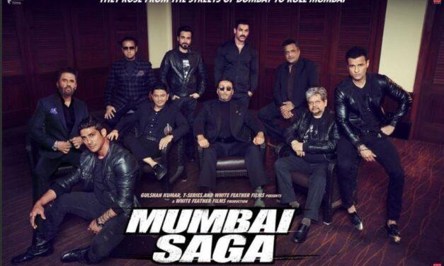 John Abraham's killer Look In Mumbai Saga Wows Social Media